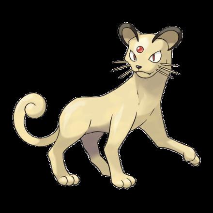 Pokemon Sword and Shield - Persian