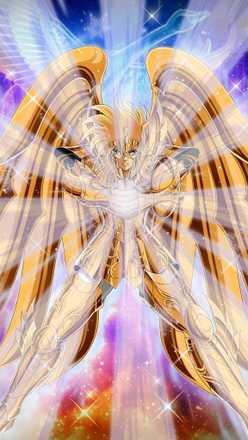 白鳥星座の神聖衣 氷河(RCE)