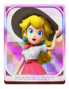 Peach (Vacation)