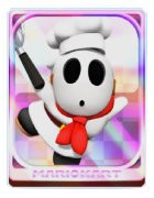 Shy Guy (Pastry Chef)