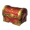 金の宝箱の画像
