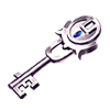 銀の鍵の画像