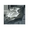 銀の鉱石の画像