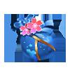桜の匂い袋の画像