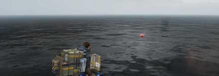 核爆弾はクレーター湖に投げ捨てる