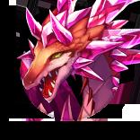 [紅輝の后竜]ルビードラゴンの画像
