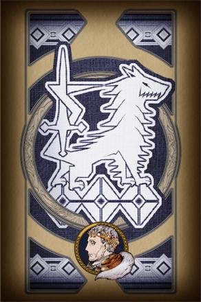 ウェズエット旗の画像