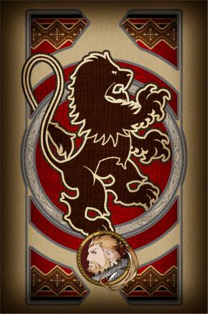 リオニス旗の画像
