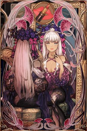 妖艶魔女の画像