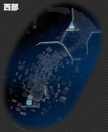 西武の拠点マップ