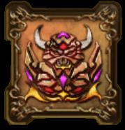 大地の厄災の紋章・盾
