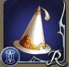 三角帽子の画像