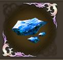 氷の想いの欠片