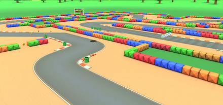 SFCマリオサーキット3Rの画像