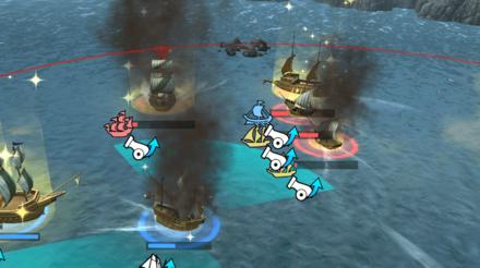 海戦の画像