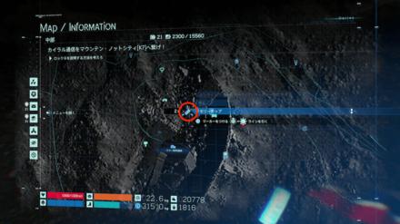フレームアームズ冥武のマップ画像
