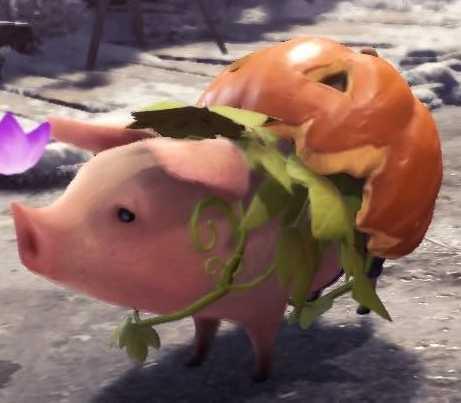 アイスボーン プーギー かぼちゃの逆襲