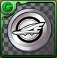 シンカリオンメダル【銀】の画像