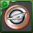 シンカリオンメダル【銅】の画像