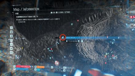 フライトナイトのマップ画像