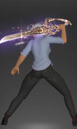 絶アレキのガンブレ武器