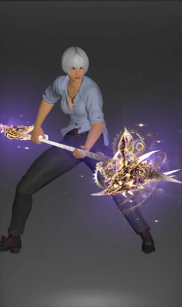 絶アレキの竜騎士武器