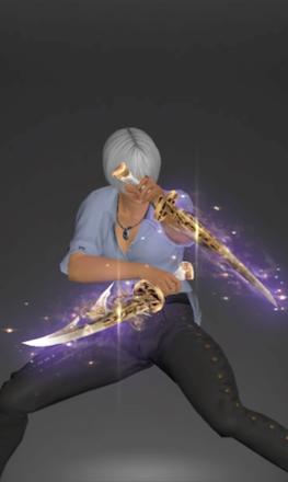 絶アレキの忍者武器