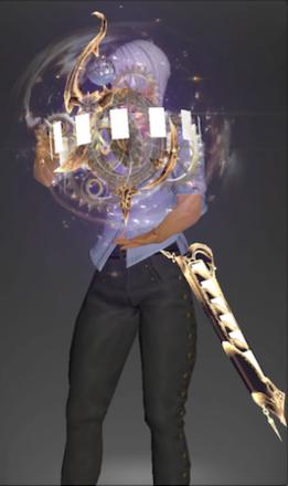 絶アレキの占星武器