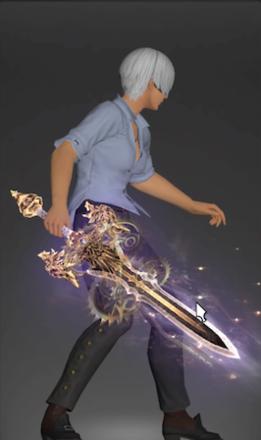 絶アレキのナイト武器