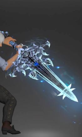 絶アルテマの暗黒騎士武器