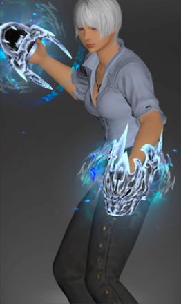絶アルテマのモンク武器
