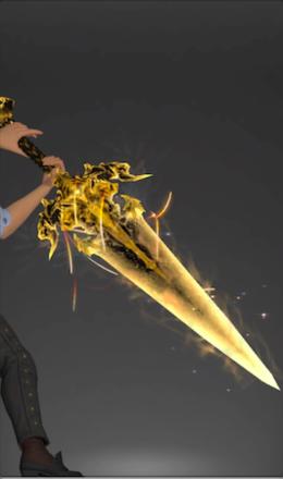 絶バハの暗黒武器