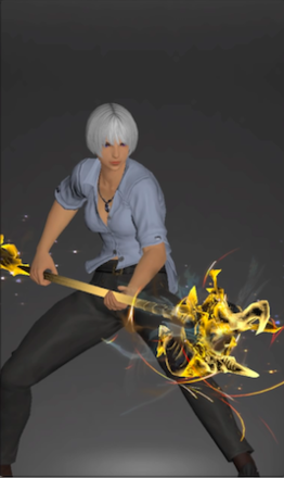 絶バハの竜騎士武器
