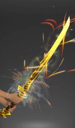 絶バハの侍武器