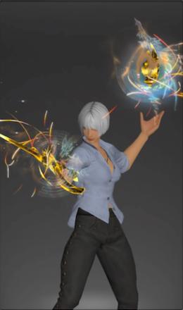 絶バハの赤魔道士武器