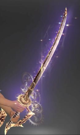 絶アレキの侍武器