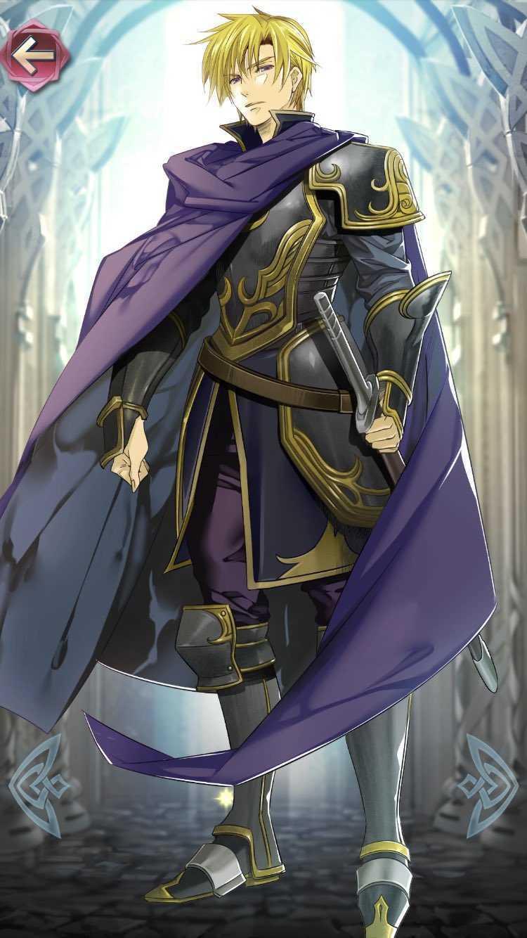 パーシバル(騎士の中の騎士)の立ち絵