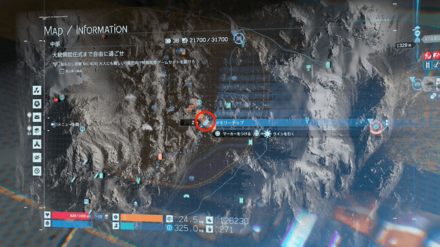 Kawasaki Ninja H2Rのマップ画像
