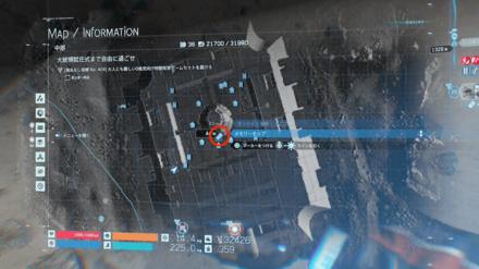 スタンド・バイ・ミーのマップ画像