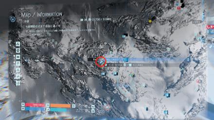 ザ・ウォークのマップ画像