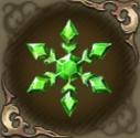 氷の輝石・翠の画像