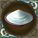 白色の霊砂の画像