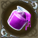 ネバネバした液体の画像
