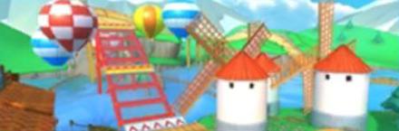 3DSデイジーヒルズRXの画像