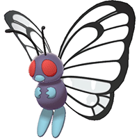 Butterfree Image