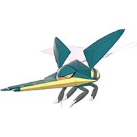 Pokemon Sword and Shield - Vikavolt