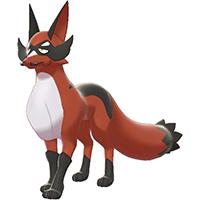 Pokemon Sword and Shield - Thievul