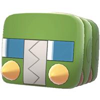 Pokemon Sword and Shield - Charjabug