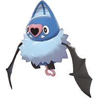 Pokemon Sword and Shield - Swoobat
