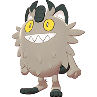 Galarian Meowth Image